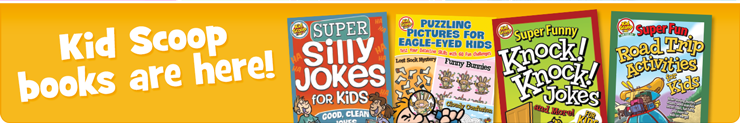 Kid Scoop for Newspapers