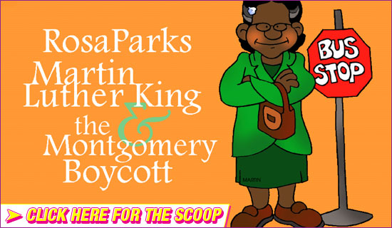 Rosa Parks | Kid Scoop